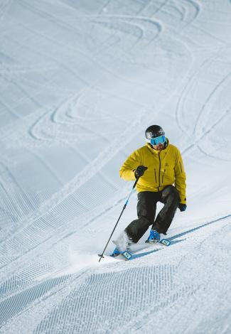 Guaranteed skiing