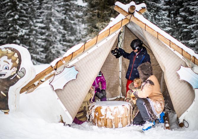 Snowparks & espaces ludiques