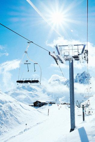 10 extraordinary chairlifts in Les 3 Vallées