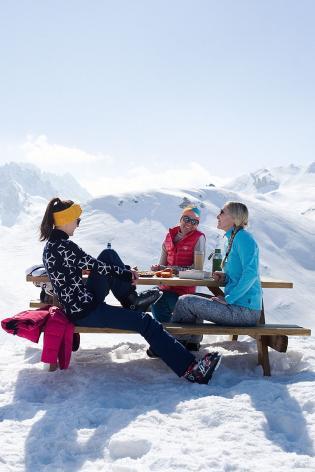 Our best 3 Vallées picnic spots