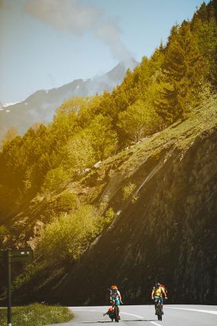 Sk'E-Bike : Les 3 Vallées toute l'année