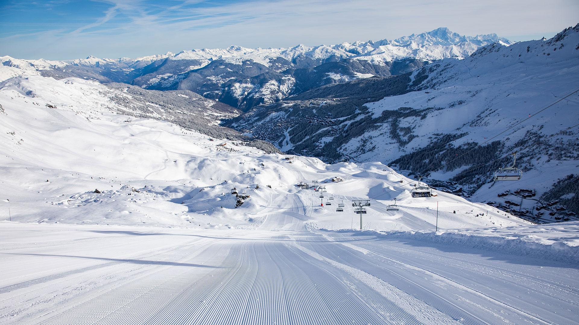 10 bonnes raisons de venir skier dans Les 3 Vallées