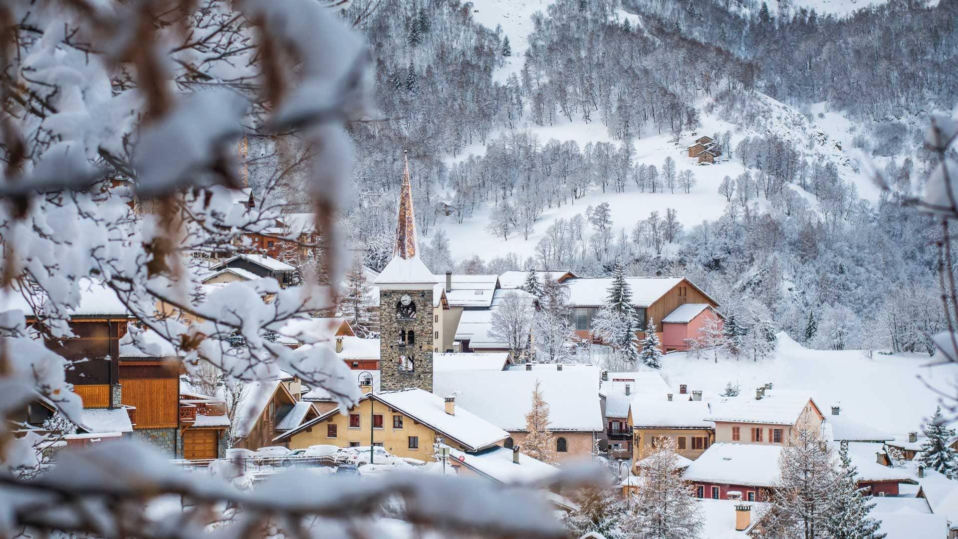 De villages en alpages