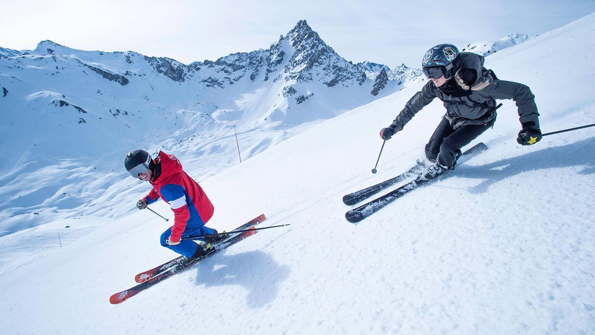 Cours de ski adultes et Hors-piste