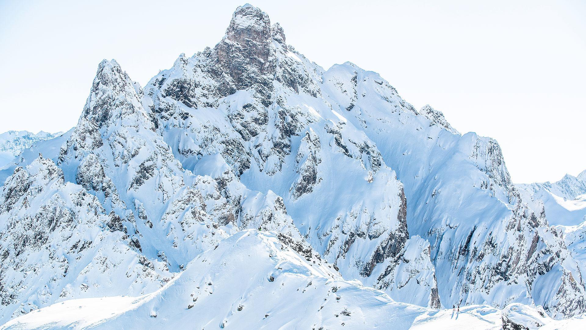 Ski d'exception