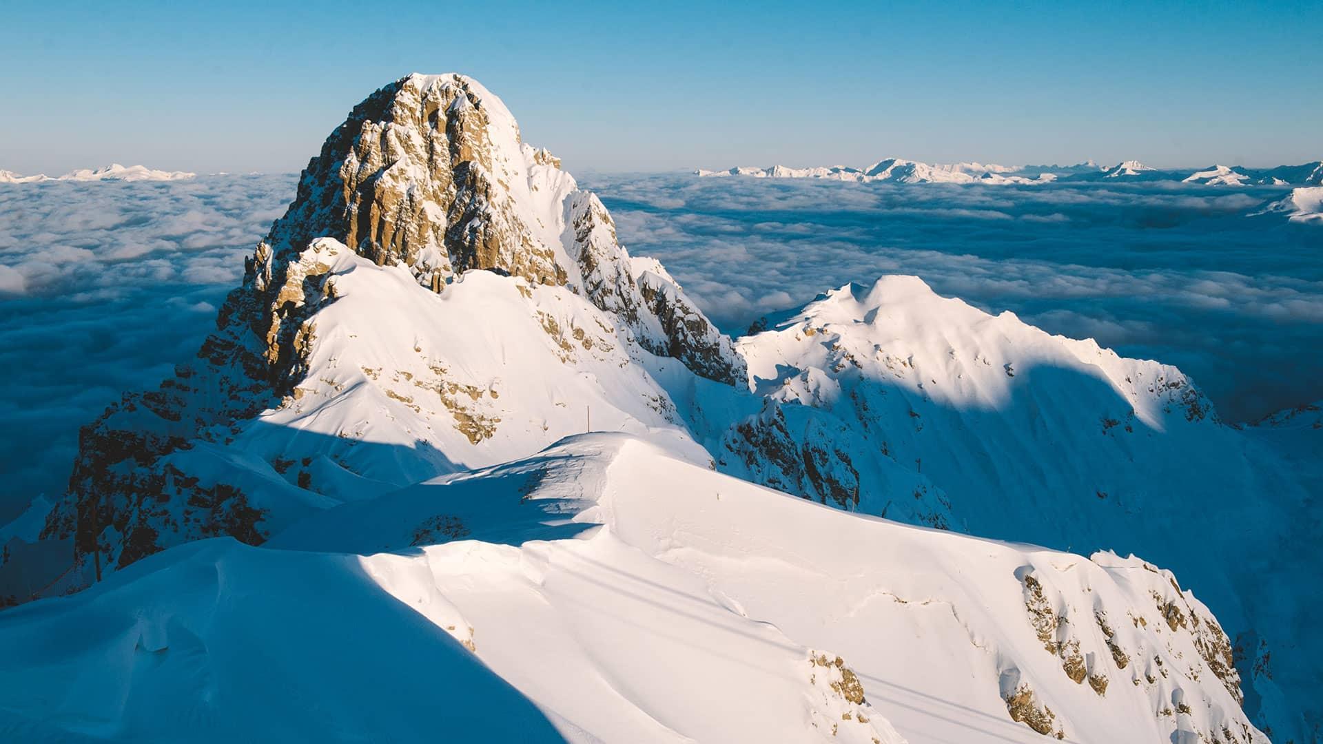 Ski Free rando