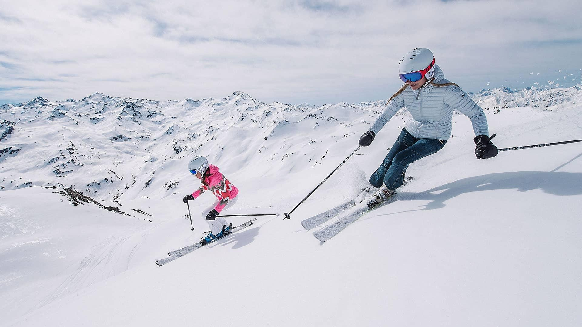 Les 3 Vallées in April : 24 Hours in paradise