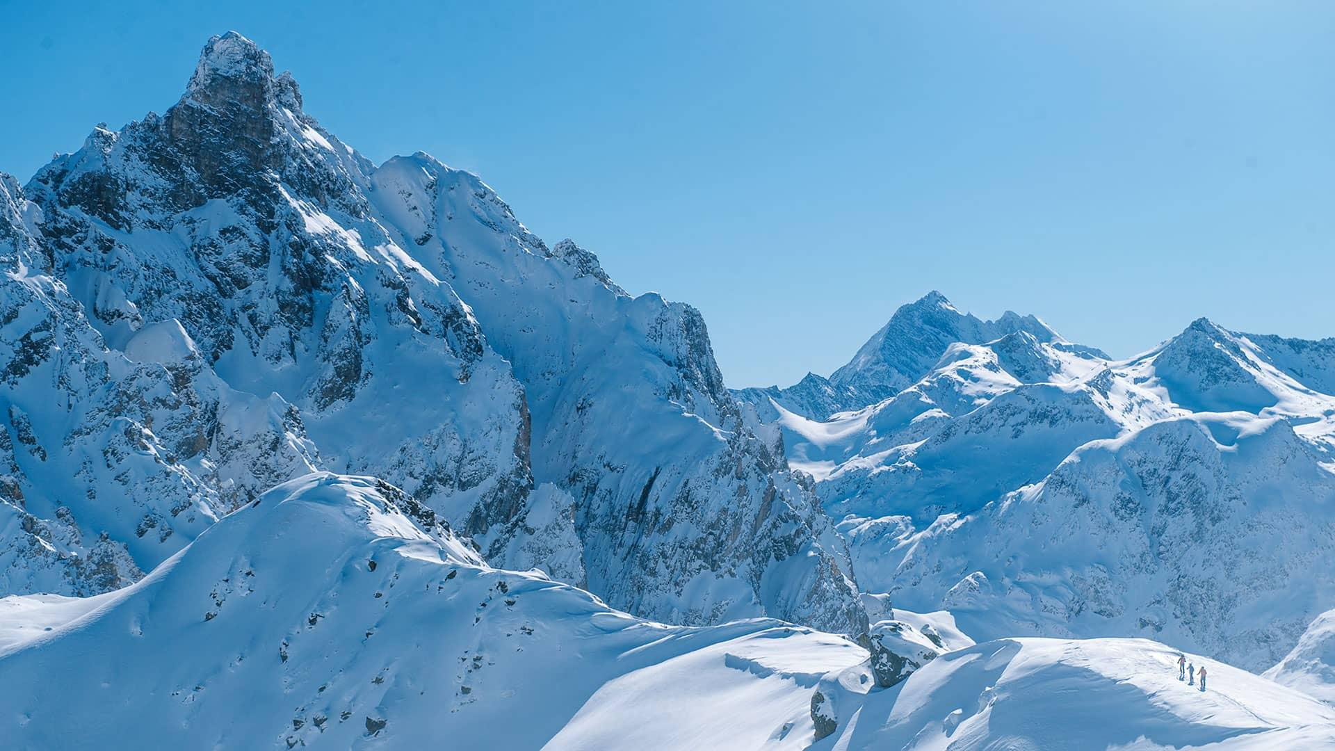 Tutorial: a beginner's guide to ski touring