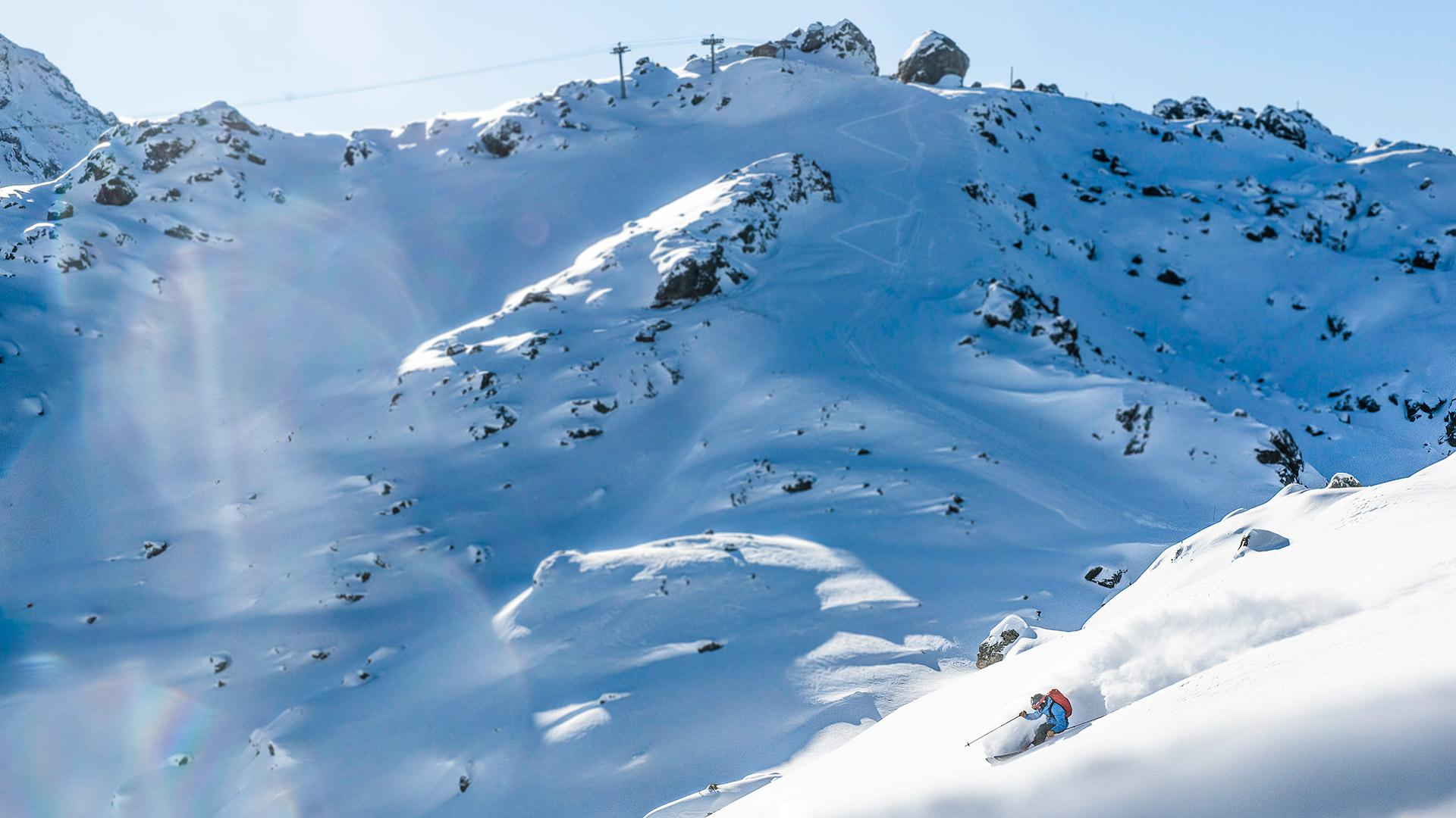 The 3 most beautiful off-Piste