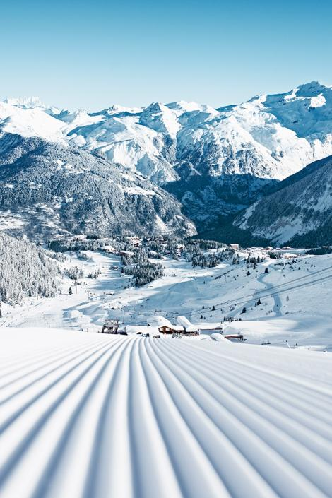3 Vallées opening the 4th December