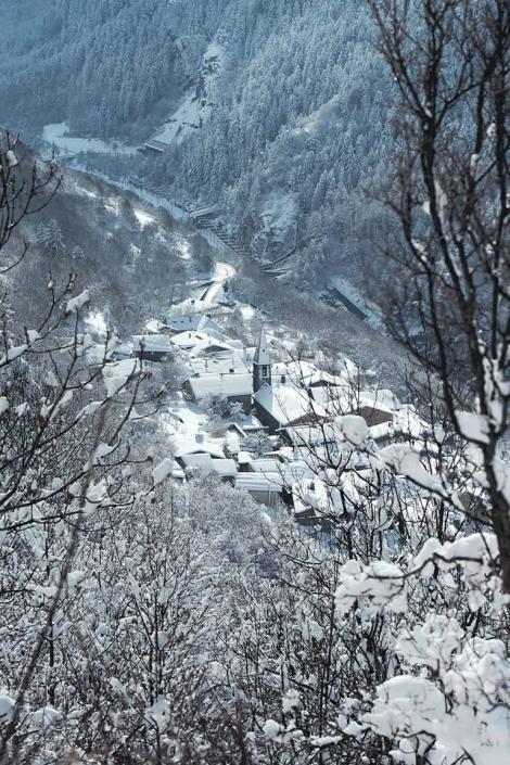 Orelle village
