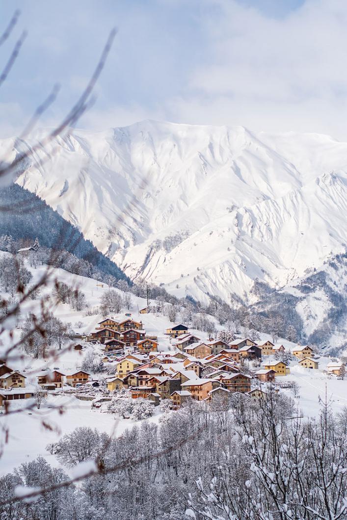 Village de Saint-Martin-de-Belleville