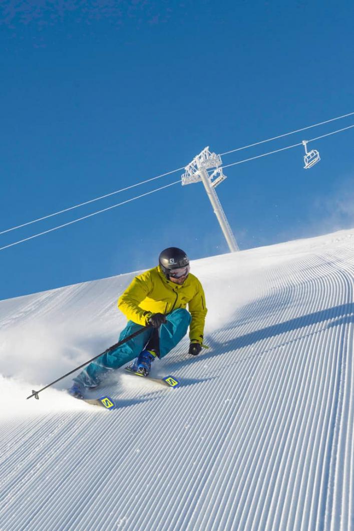 Achetez votre forfaits de ski en ligne pour gagner du temps