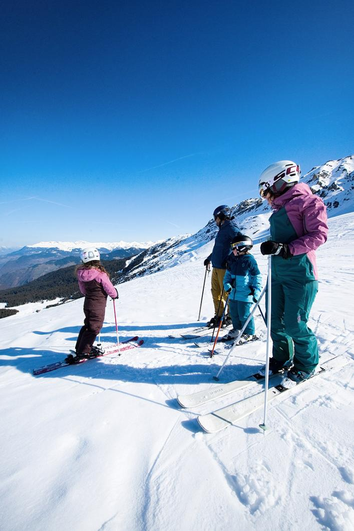 The VERY good deal : The 3 Vallées Family Pass