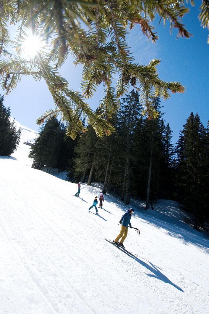 Ambiances de ski variées dans Les 3 Vallées, qui s'adaptent à tous les styles et toutes les envies