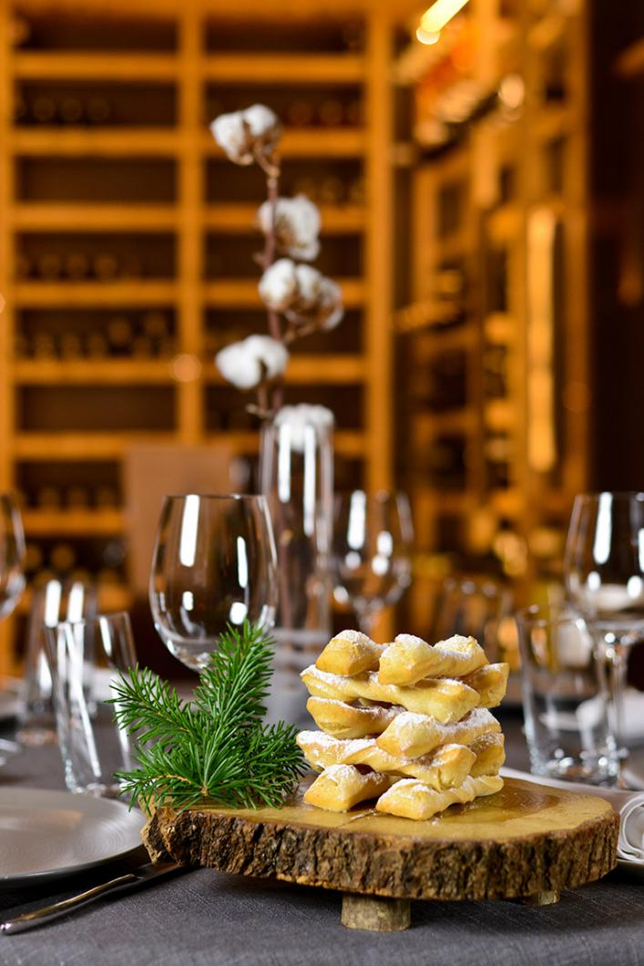 Les 3 Vallées Michelin star restaurants